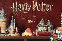 《哈利·波特》建筑模型类周边将于11月发布