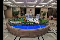 江南梅湾建筑模型