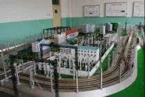 城市轨道交通牵引供电沙盘模型配置