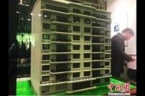 邬达克纪念室:达华公寓微型建筑模型