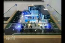 光伏产业园沙盘模型