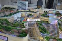 红星国贸售楼展示沙盘模型