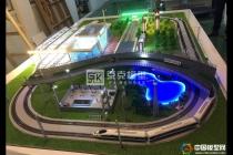 电子升降模型,液晶屏电子沙盘,铁路防御系统沙盘