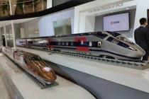 中车最高时速500公里动车组模型在柏林全球首展