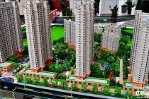 南京荣盛·兰亭苑售楼展示模型